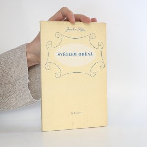 náhled knihy - Světlem oděná