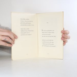 antikvární kniha Máchovské variace, 1945