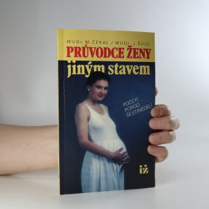 náhled knihy - Průvodce ženy jiným stavem. Početí, porod, šestinedělí