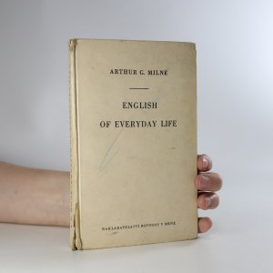 náhled knihy - English of Everyday Life