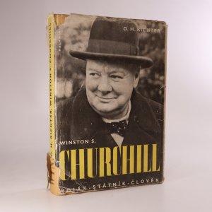 náhled knihy - Winston S. Churchill. Voják - státník - člověk