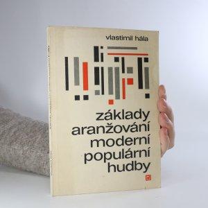 náhled knihy - Základy aranžování moderní populární hudby