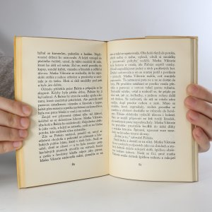 antikvární kniha Vyprahlé životy , 1959