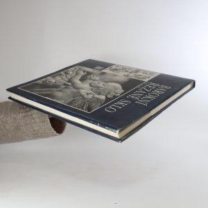 antikvární kniha Barokní řezané sklo 1600-1760, 1989