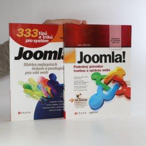 náhled knihy - Joomla! Podrobný průvodce tvorbou a správou webů. Joomla! Sbírka nejlepších řešení a postupů pro váš web (2 svazky s CD)