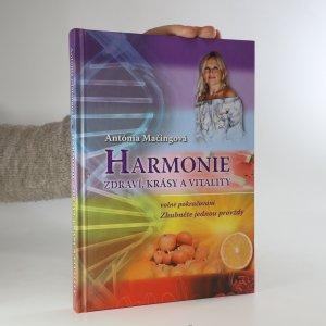náhled knihy - Harmonie zdraví, krásy a vitality