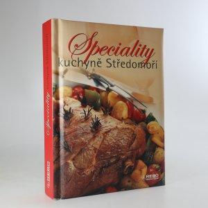náhled knihy - Speciality kuchyně Středomoří