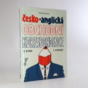 náhled knihy - Česko-anglická obchodní korespondence