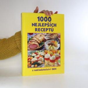 náhled knihy - 1000 nejlepších receptů z vydavatelství Gen