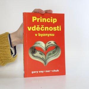 náhled knihy - Princip vděčnosti v byznysu
