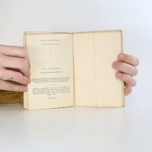 antikvární kniha Ohlas písní českých, 1951