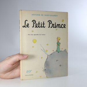 náhled knihy - Le Petit prince (výtisk č. 14933)