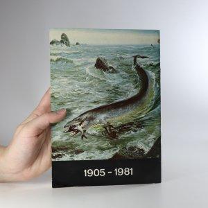 antikvární kniha Zdeněk Burian, 1985