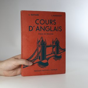náhled knihy - Cours d'anglais. Classe de seconde