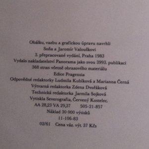 antikvární kniha Malé dějiny Prahy, 1983