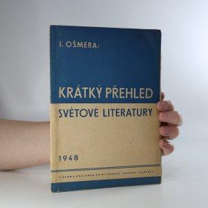 náhled knihy - Krátký přehled světové literatury
