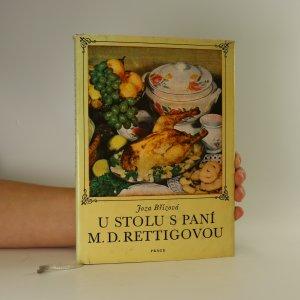 náhled knihy - U stolu s paní M. D. Rettigovou
