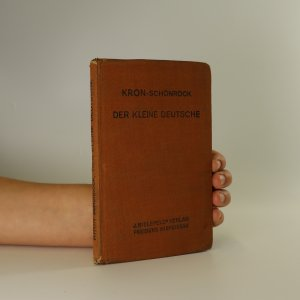 náhled knihy - Der kleine Deutsche