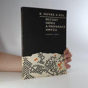 náhled knihy - Metody sběru a preparace hmyzu
