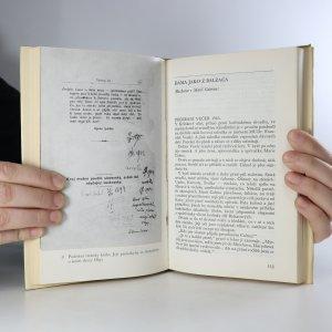 antikvární kniha Po zarostlém chodníčku, 1983
