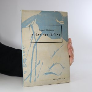 náhled knihy - Zpěvy staré Číny