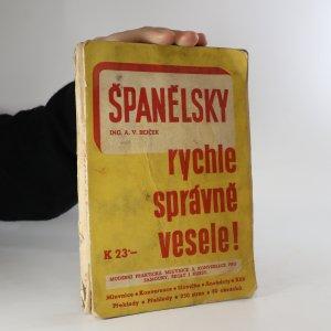 náhled knihy - Španělsky rychle, správně, vesele!
