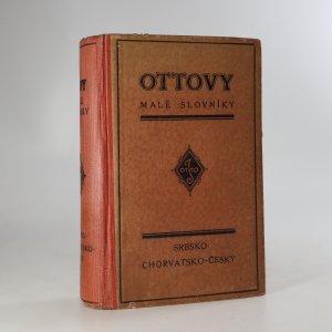 náhled knihy - Srbsko-chorvatsko-český slovník