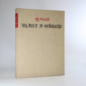 náhled knihy - Vlast a národ. Obrazy z dějin