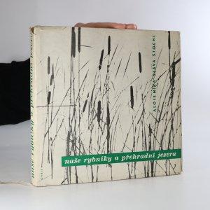náhled knihy - Naše rybníky a přehradní jezera