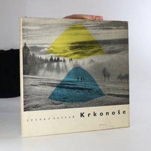 náhled knihy - Krkonoše