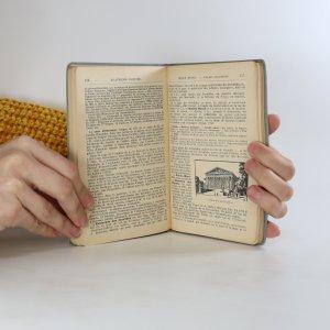 antikvární kniha Guides Blues Illustraés. Paris an 8 Jours, 1930