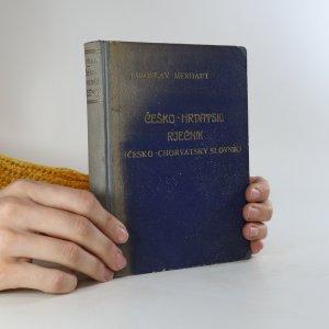 náhled knihy - Česko-chorvatský slovník