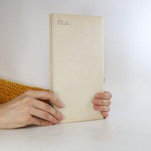antikvární kniha Příběhy kruhového stolu, 1980