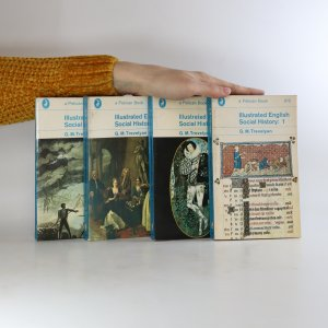 náhled knihy - Illustrated English. Social History I.- IV. díl (4 svazky)
