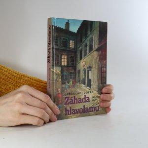 náhled knihy - Záhada hlavolamu (žluté fleky na ořízce)