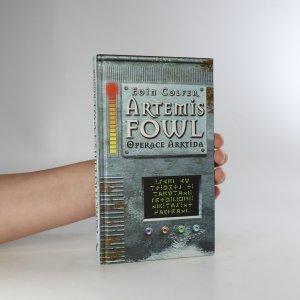 náhled knihy - Artemis Fowl. Operace Arktida