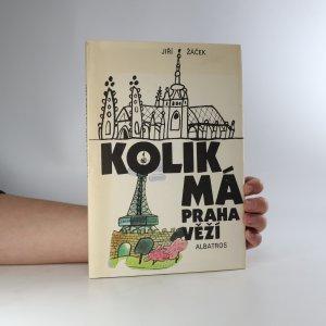 náhled knihy - Kolik má Praha věží