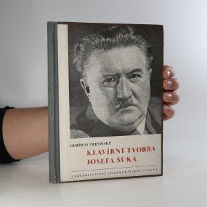 náhled knihy - Klavírní tvorba Josefa Suka
