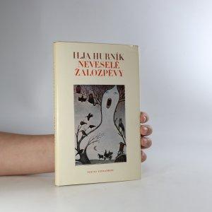 náhled knihy - Neveselé žalozpěvy