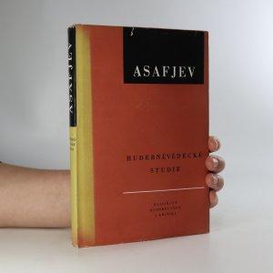 náhled knihy - Hudebněvědecké studie