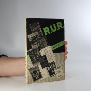 náhled knihy - R.U.R.