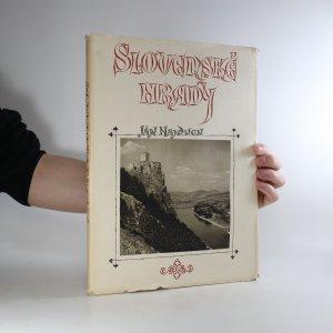 náhled knihy - Slovenské hrady