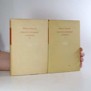 náhled knihy - Národní báchorky a pověsti I. a II. díl (2 svazky)