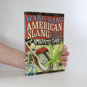 náhled knihy - Wang-Dang Americký slang