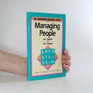 náhled knihy - Managing people at work, at home