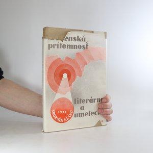 náhled knihy - Slovenská prítomnosť literárna a umelecká