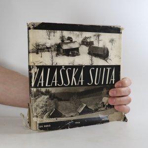 náhled knihy - Valašská suita