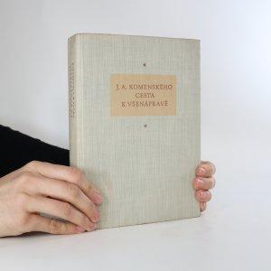 náhled knihy - Jana Amose Komenského cesta k všenápravě