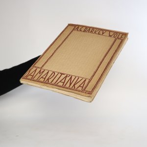 antikvární kniha Samaritánka, 1934