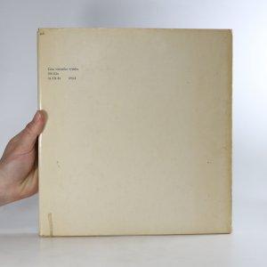 antikvární kniha Picasso v Katalánsku, 1981